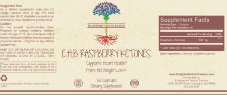 EHB Rasberry Ketones